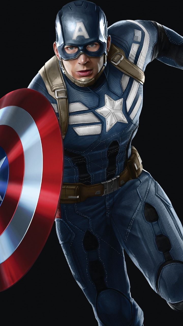 Captain America Superhero Marvel Comics 720x1280 Wallpaper Captain America Captain America Wallpaper Marvel Captain America