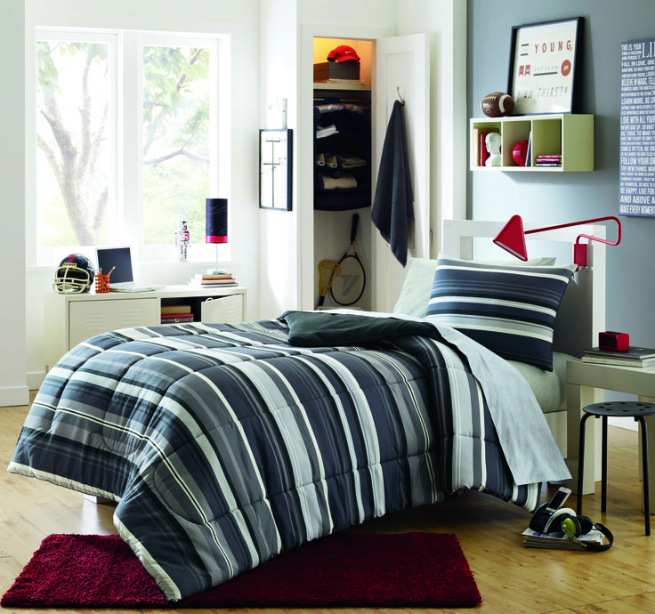 The Sebastien dorm kit is perfect for any guy's room. #MyDreamDorm