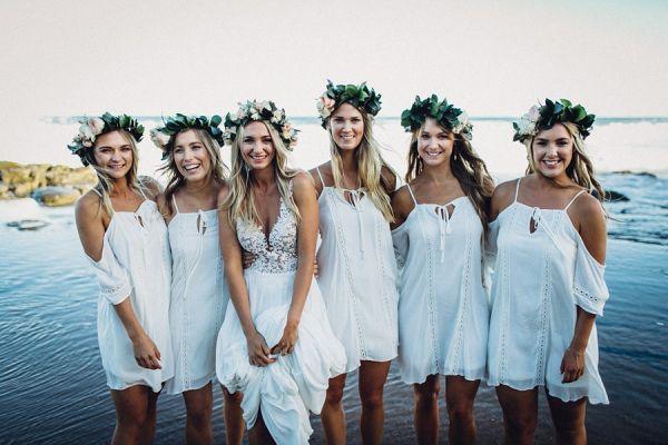 Boho Beach Wedding In South Africa Beach Wedding Bridesmaid Dresses Beach Bridesmaid Dresses Simple Beach Bridesmaid Dresses