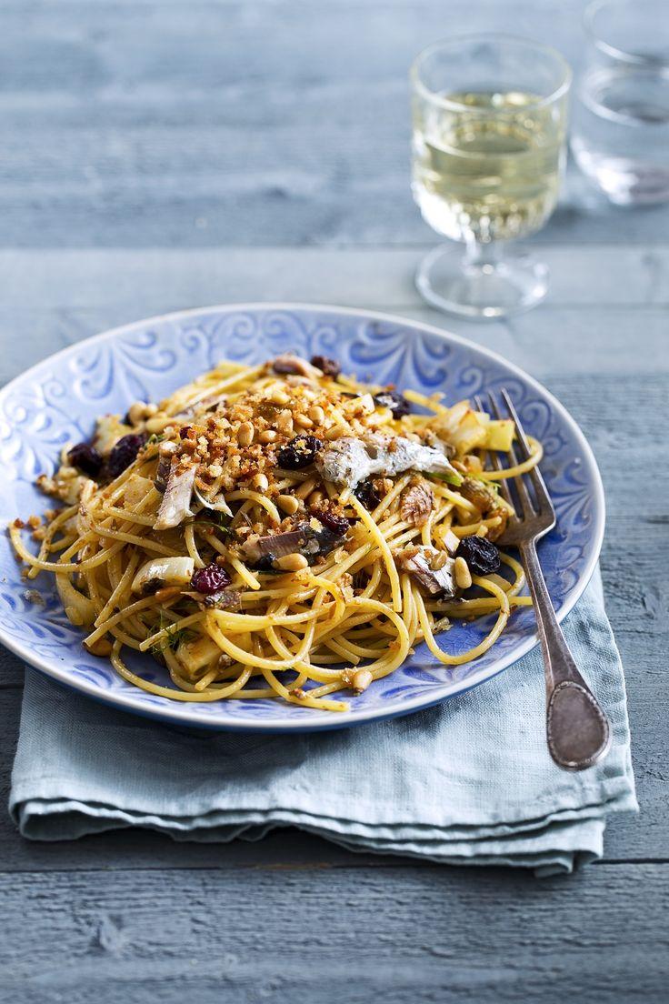Siciliaanse pasta