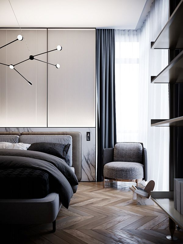 Project Hd 345 In 2020 Contemporary Bedroom Design Luxurious