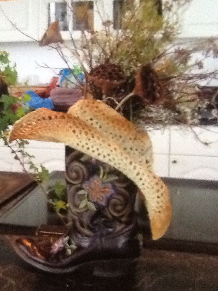 Cowboy BootS HatS - CenterpieceS                                                                                                                                                                                 More
