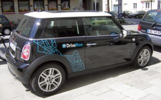 Car on Demand is all the rage now in Munich. Locate a car anywhere in Munich and just drive away. Mini from Drive Now  www.inside-munich.com/budget-car-rental-munich.html