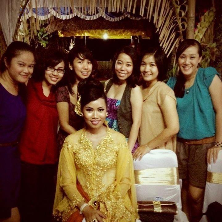 Rockerz Girlz at Srie's Wedding