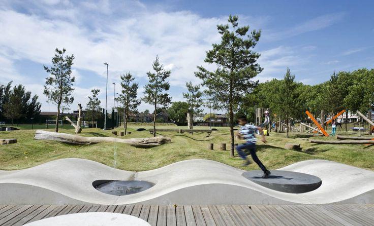 01 KLA_Drapers-Field_Water-play-jets « Landscape Architecture Works | Landezine