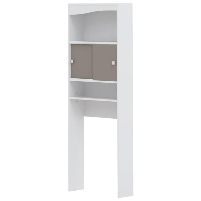 placard pour wc cheap free conforama meuble de rangement News to - fixation porte de placard