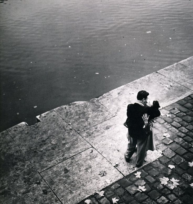 Ed van der Elsken - Paris, 1950. S)