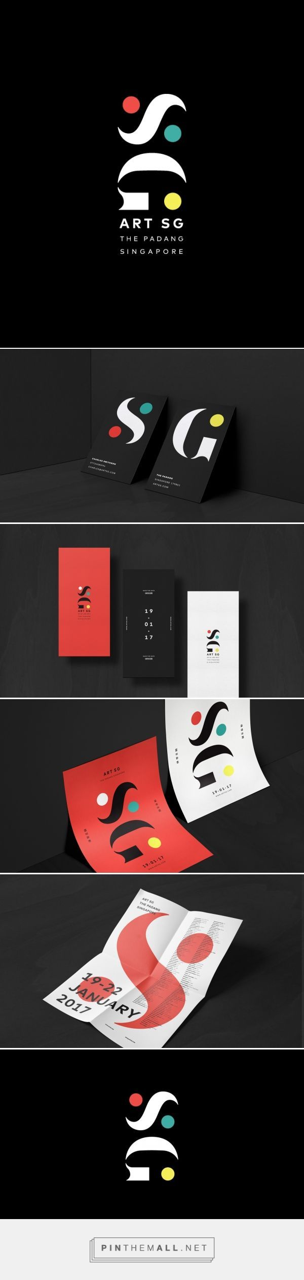 Art SG Branding by The Plant | Fivestar Branding – Design and Branding Agency & Inspiration Gallery