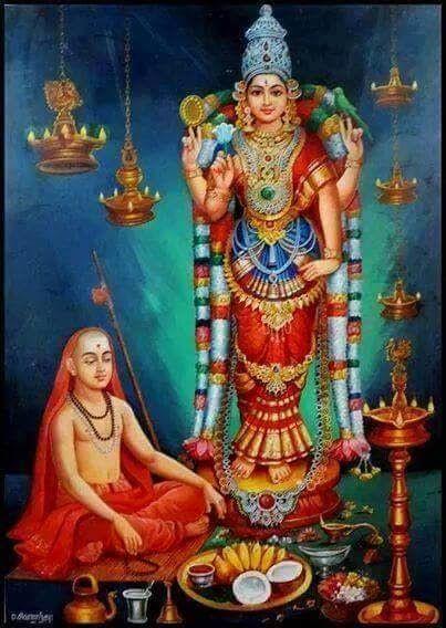 Sri Thirumeni Guruji: Sri Lalitha Sahasranamam