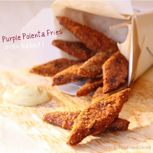 "Thermomix Polenta makes yummy ""Polenta Fries"" » Super Kitchen Machine (Thermomix)"