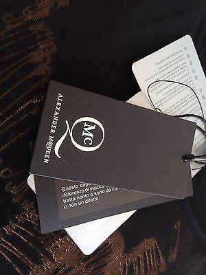 Alexander McQueen Black T Shirt Medium Harvey Nichols Very RARE Made in Turkey | eBay