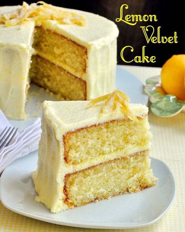 Cake monster recipes Lemon cake icing recipes from scratch