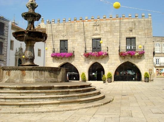 Praça da Republica- Viana do Castelo