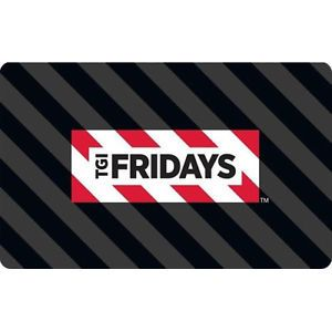 Get a $50 TGI Fridays Gift Card for only $40 - Email delivery @ #Capuanomall.com