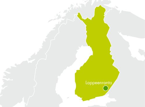 Location for the biorefinery will be UPM Kaukas paper and pulp mill site in Lappeenranta, Finland.