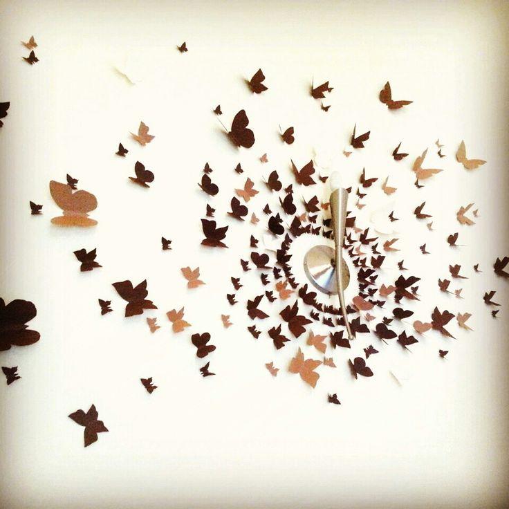 Good Schmetterlinge Wanddeko
