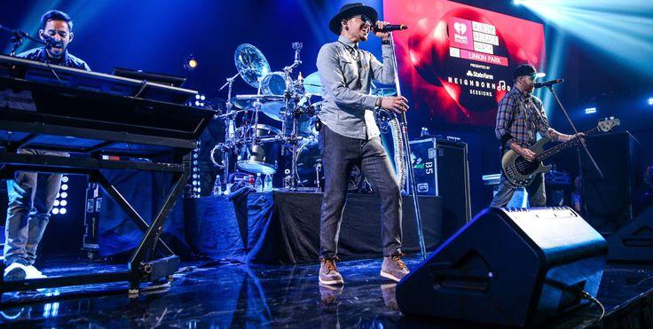Linkin Park Announce New Live Album, 'One More Light Live'