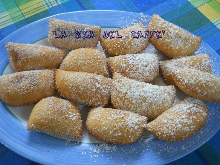 Cassatelle di ricotta | Siciliafan