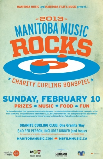 Manitoba Music Rocks Charity Curling Bonspiel – Manitoba Film and Music