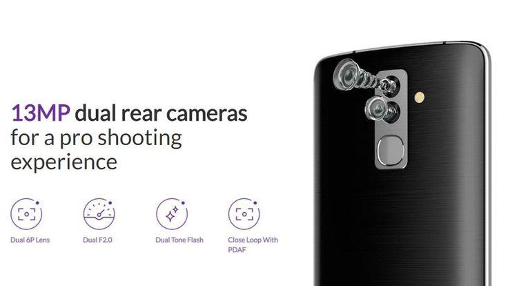 Alcatel Flash Comes With Deca-Core Processor And Dual Cameras All Around
