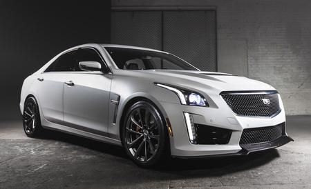 2016 Cadillac CTS-V - Official Photos and Info