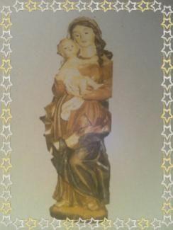 Madonna mit Kind in 4 Größen in Bayern - Schöllnach | Kunst und Antiquitäten gebraucht kaufen | eBay Kleinanzeigen