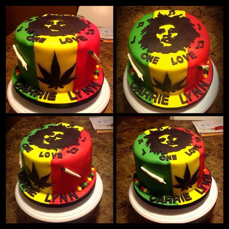 BoB Marley Cake!