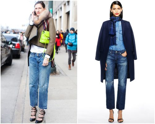 Not Your 'Boyfriend' Nor Your 'Mom': Meet the Slouch Jean - Fashion, Illustrated - Racked National