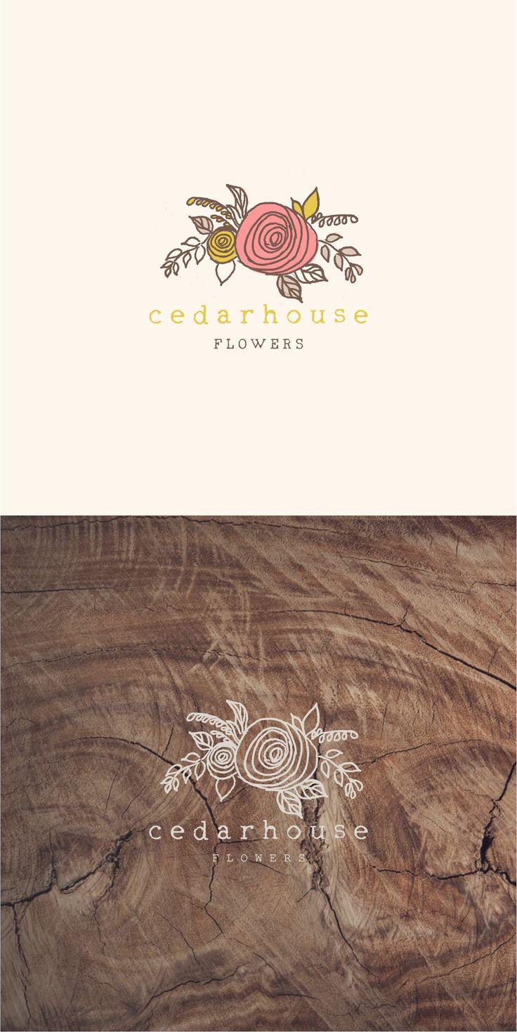 Designs | Please design a simple, handsome logo for my fashion-forward flower shop in Seattle. | Logo design contest