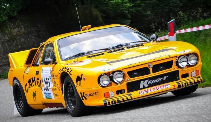 Lancia 037//