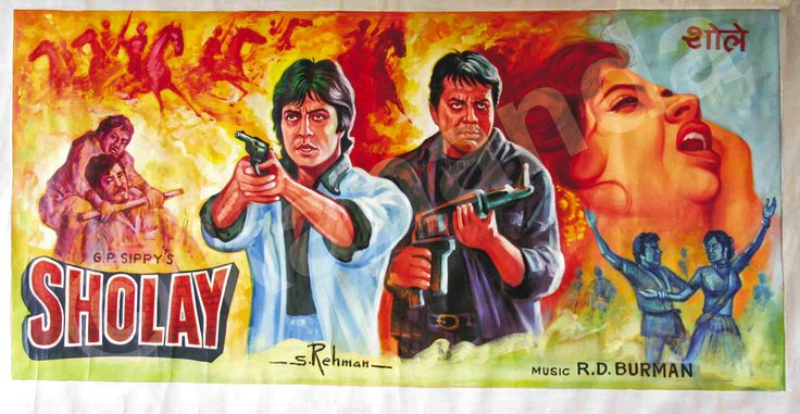Sholay unknown facts