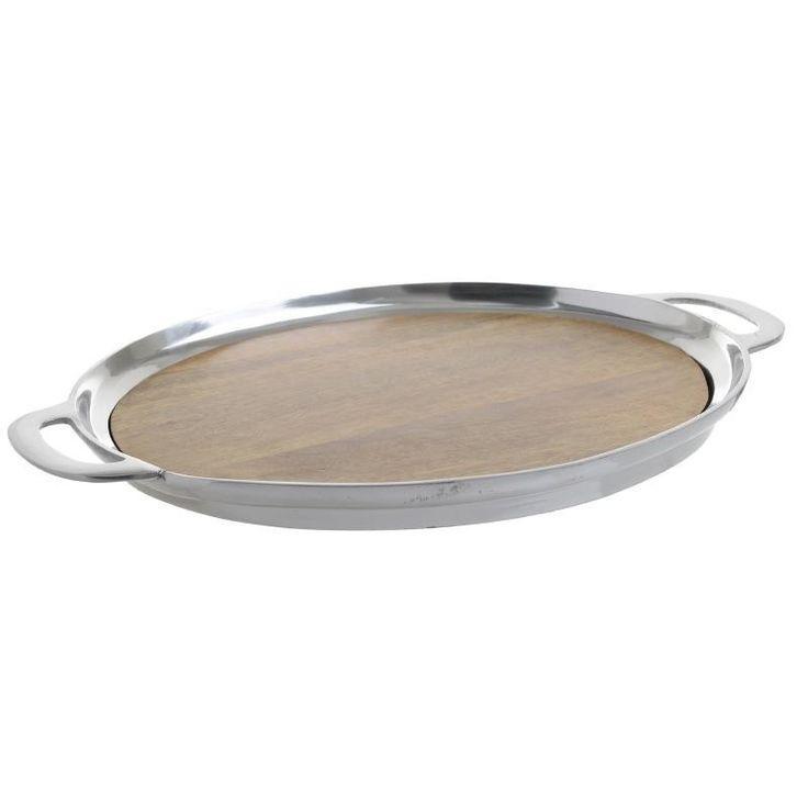 Aluminium Tray - Trays - Placemats - DECORATIONS - inart