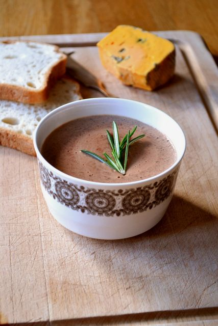 Lamb Liver Pate Recipe - a simple and creamy pate, ready in under 30 minutes.