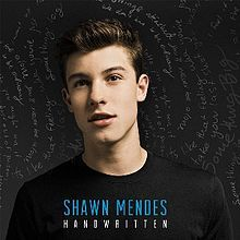 "Album of the month: Handwritten by Shawn Mendes.   Magcon girls will be having the ultimate fangirling attack once the 14th hits. That's right, ladies, Shawn Mendes will be releasing his pop and soul album Handwritten (Island Records) on April 14th, 2015. This sweet album includes the singles ""Life of the Party"" and ""Something Big"" and our Hot Music Pick ""Never Be Alone"". After seeing the albums of April, Handwritten was the obvious choice for Album of the Month!"