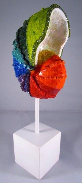 """Rainbow Nautilus"""
