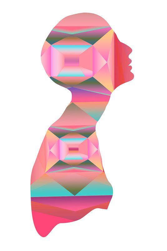 I think one of the important evolutions is that we no longer feel... - but does it floatPost, Igor Zimmermann, Art Inspiration, Zimmermann Sweden, Pattern Geo, Pattern Por
