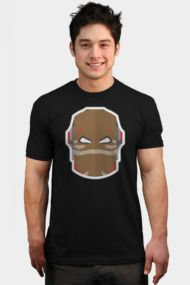 The Mighty Fist Mens T Shirts