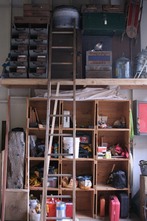 36 Brilliant Old Wooden Crate Furniture Ideas – Design Bump.