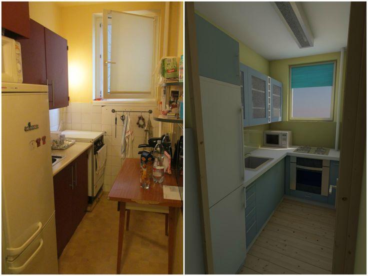 konyha (kitchen)