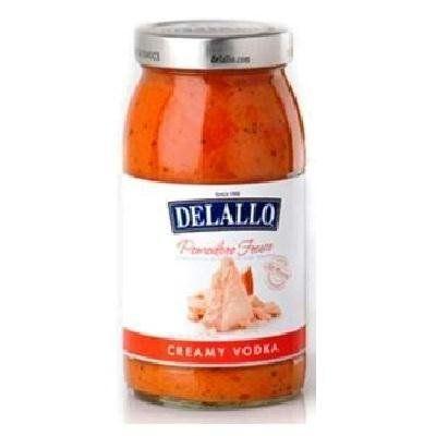 Delallo Pomodoro Fresco Creamy Vodka Sauce, 25.25 oz DeLallo