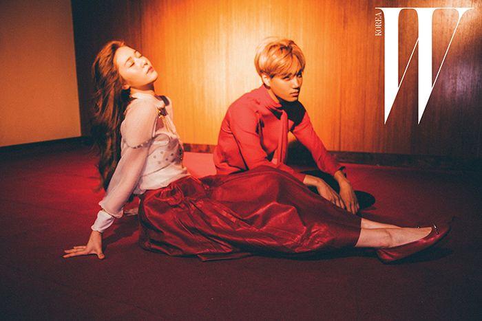 [OFFICIAL] 150720 f(Krystal) = W Korea Magazine August Issue [14P] – f(♥)