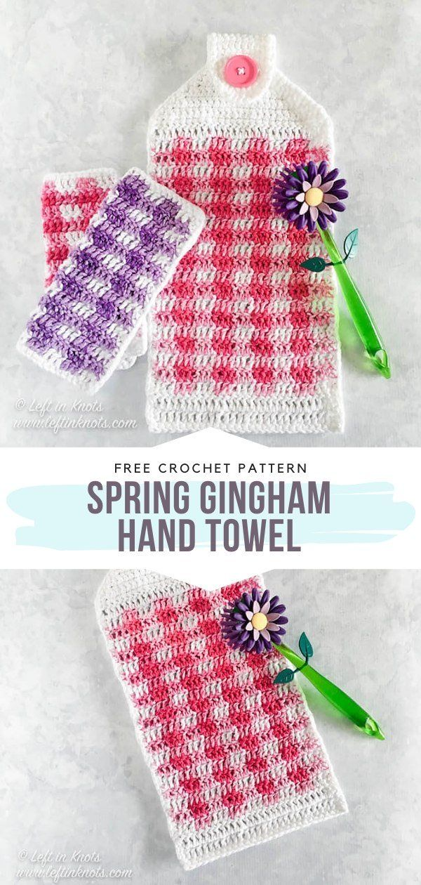 Colorful Kitchen Towels For Summer With Free Crochet Patterns Crochet Patterns Free Crochet Pattern All Free Crochet