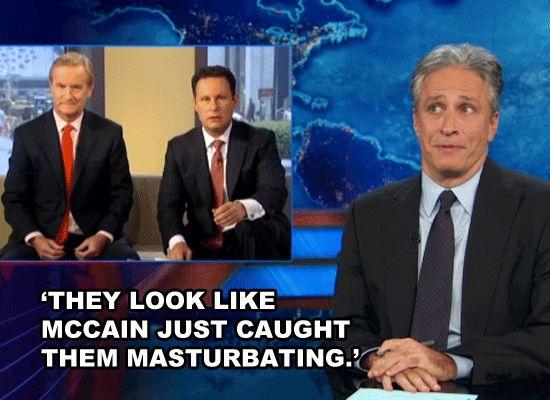 Jon Stewart Blasts 'Fox & Friends', Nancy Pelosi For 'Unreasonable' And 'Insane' Syria Comments (VIDEO)