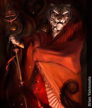 Rakshasa - Seres Mitológicos y Fantásticos
