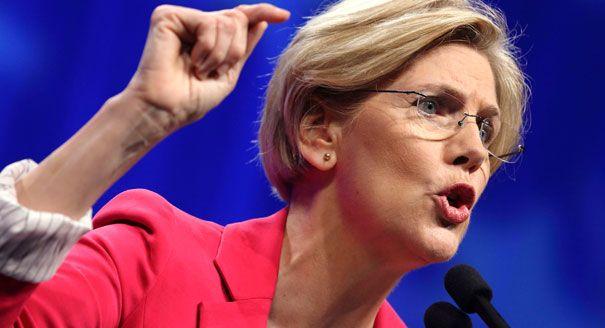 Elizabeth Warren Democratic National Convention 2012