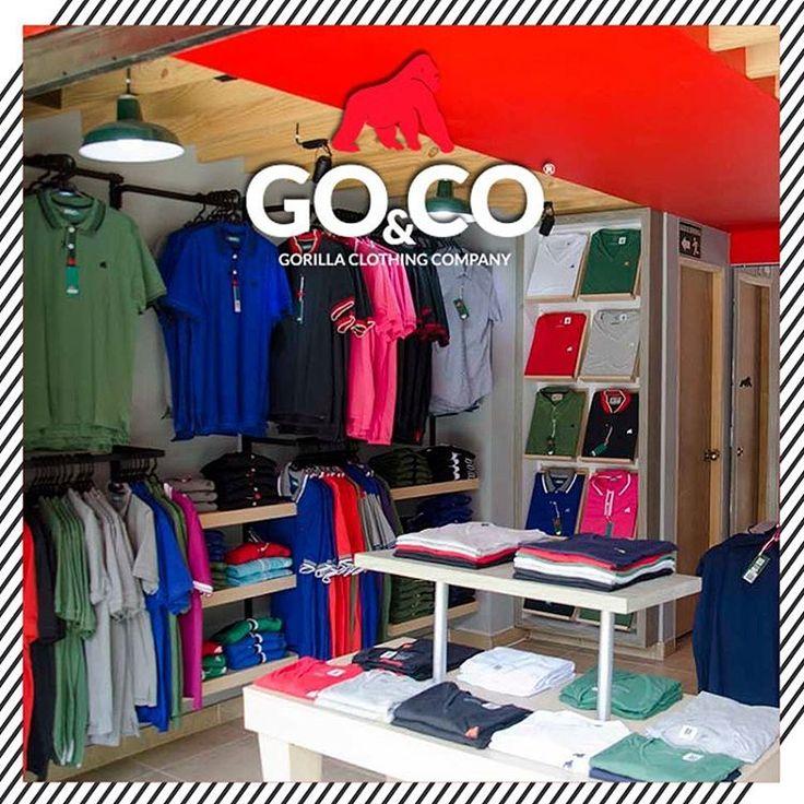 ¿Aún no has tenido la experiencia #Goco? Aprovecha este fin de semana, visita nuestras tiendas #Goco y antójate de todo lo que tenemos para ti. Nuestras tiendas están ubicadas en: Laureles: Av Jardín, Cra 73 #Circular 1–15 Envigado: Calle 30 sur # 45- 20  Guayabal: Cra 52 #29A111 Centro Mercantil  Bucaramanga: Cra 36 #41-47 local 2  #BeGoCo #Casualwear #Style #MenCollection #menstyleguide #polos #mensfashion #mensclothing #stylegram #fashiongram #algodón #cotton #hechoencolombia