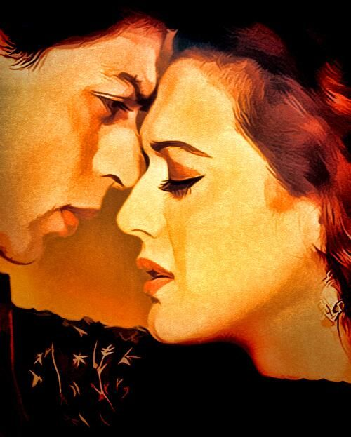 SRK and Preity Zinta in Veer Zaara.