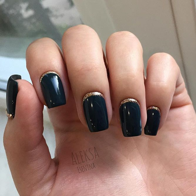 Sometimes it is difficult to look stylish if there are rules to follow, don't you think? But we have come up with a set of special nail designs every business woman would like to try out. This designs are not for only ladies who know what they want in this life but also for those who like to follow the fashion and look extremely stylish. Let's have a look! #nails #nailart #naildesign