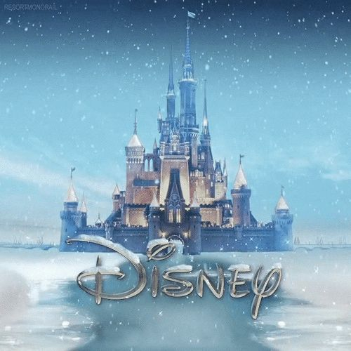 Disney in Winter