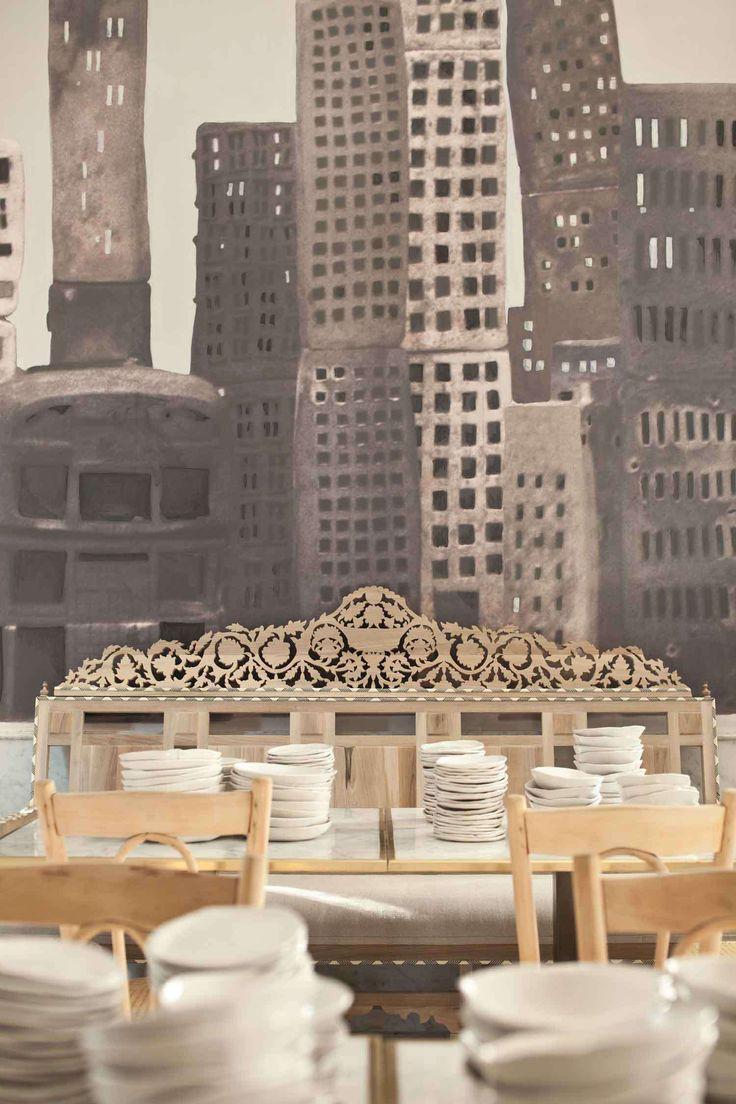 Liza Beirut Restaurant by Maria Ousseimi | Yellowtrace.